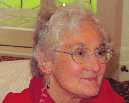 Margaret Widdicombe