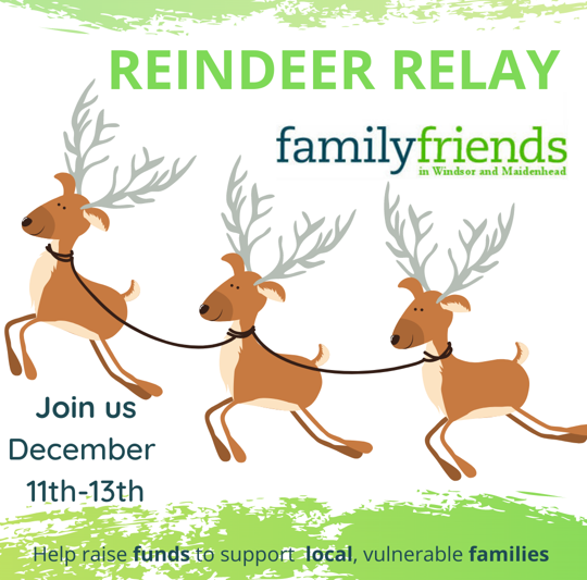 Reindeer Relay photo
